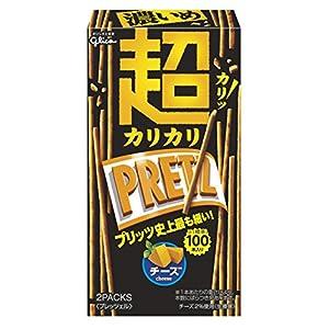 江崎グリコ 超カリカリプリッツ(チーズ) 55g×10個