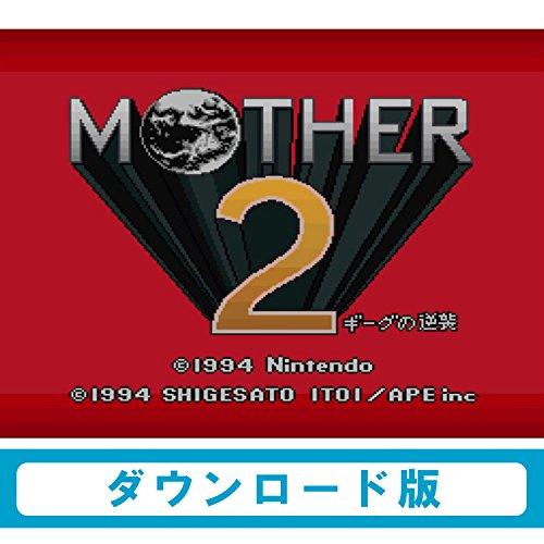 MOTHER2 ギーグの逆襲 [WiiUで遊べるスーパーファミコンソフト][オンラインコード]