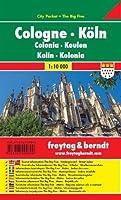 Cologne City Pocket + the Big Five Waterproof 1:10 000