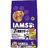 アイムス 7歳以上用 健康サポート チキン小粒 5kg