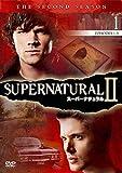 SUPERNATURAL スーパーナチュラル (セカンド・シーズン) Vol.1 [DVD]