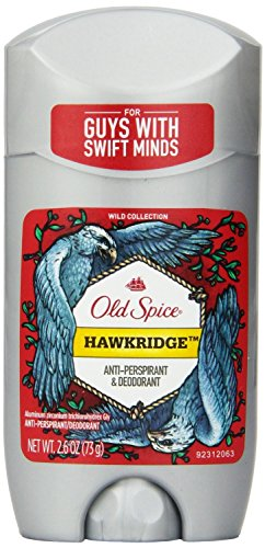 【海外直送品】 オールドスパイス デオドラントスティック ホークリッジ 73g Old Spice HAWKRIDGE Anti-Perspirant & Deodrant (0.26oz)