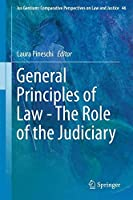 General Principles of Law - The Role of the Judiciary (Ius Gentium: Comparative Perspectives on Law and Justice) by Unknown(2015-06-23)