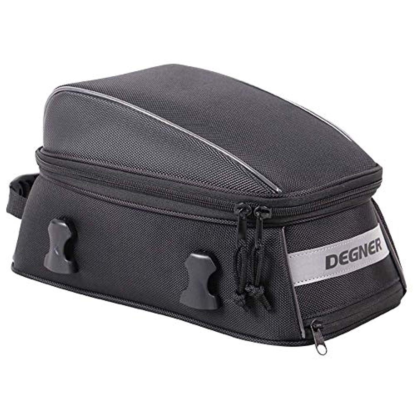 ガラガラみなさんウォーターフロントデグナー(DEGNER) シートバッグ/SEAT BAG ブラック NB-172