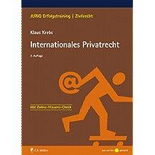 Internationales Privatrecht (JURIQ Erfolgstraining) (German Edition)