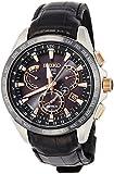 [ASTRON]アストロン 腕時計 デュアルタイム ソーラーGPS衛星電波修正 サファイアガラス 10気圧防水 SBXB061 メンズ