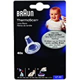 Braun ThermoScan Lens Refill 40s | Ear Thermometer Refill, Use with Thermoscan 5 & Thermoscan 7