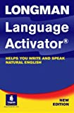 LONGMAN LANGUAGE ACTIVATOR (N/E) CASED【MARUZ】