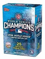 Chicago Cubs 2016 Topps Baseball World Series Champions Box Set