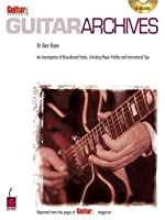 Guitar One Presents Guitar Archives