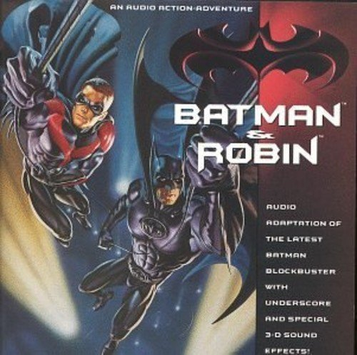 [画像:Batman & Robin [12 inch Analog]]