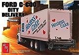 AMT 1/25 フォード C-600 シティ・デリバリー HostessCake プラモデル AMT1139