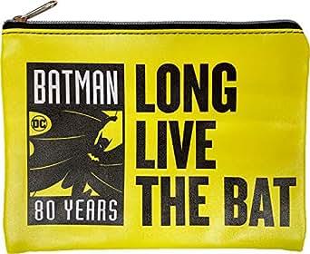 BAT MAN 80 YEARS/フラットポーチ IG3218