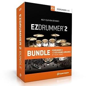 TOONTRACK EZ DRUMMER 2 BUNDLE