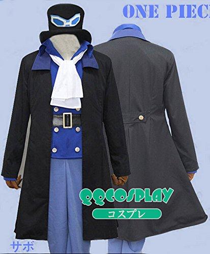 코스프레 의상 원피스  사보  혁명군 참모 총장 cosplay-