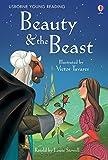Beauty and the Beast (Usborne Book and Jigsaw)