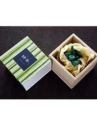 かゆらぎ 緑茶(りょくちゃ) コーン型 【お香】