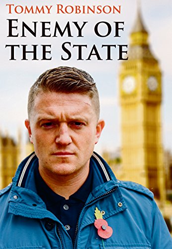 amazon tommy robinson enemy of the state english edition kindle