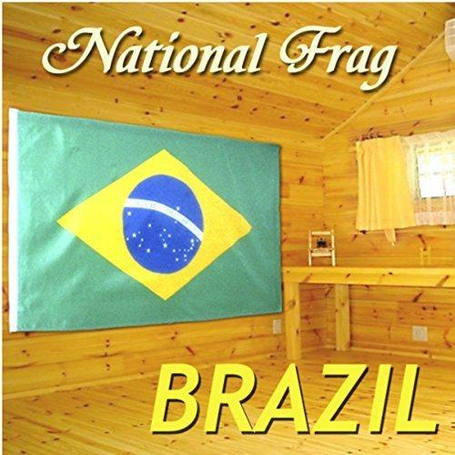 国旗 BRASIL ブラジル共和国 大サイズ(150×90cm)
