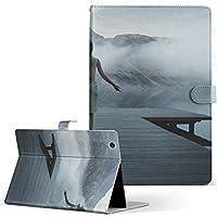 MediaPad T2 10.0 Pro Huawei ファーウェイ SIM MediaPad メディアパッド タブレット 手帳型 タブレットケース タブレットカバー カバー レザー ケース 手帳タイプ フリップ ダイアリー 二つ折り 写真・風景 写真 山 湖 人物 t210sim-007514-tb