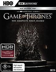 Game Of Thrones: Season 1 (4K Ultra HD)