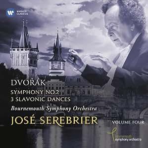 Dvorak: Symphony No. 2 3 Slavonic Dances