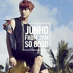 JUNHO (From 2PM)「Pressure」のジャケット画像