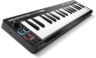 M-Audio USB MIDIキーボード 32鍵 Avid Pro Tools First M-Audio Edition付属 Keystation Mini 32 MK3
