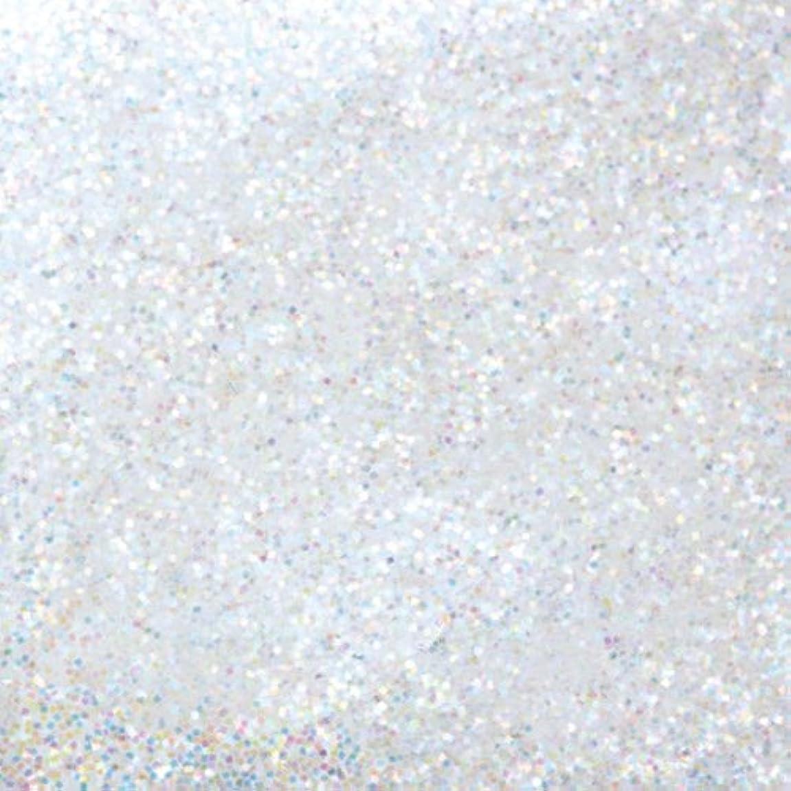 準備する人事拡張ピカエース ネイル用パウダー ピカエース ラメカラーレインボー S #400 ホワイト 0.7g アート材