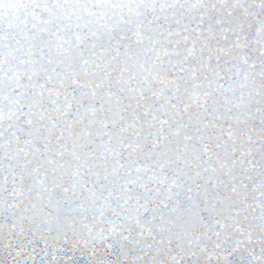 幹金貸し首謀者ピカエース ネイル用パウダー ピカエース ラメカラーレインボー S #400 ホワイト 0.7g アート材