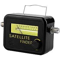 GAOHOU デジタル 衛星ファインダー 950-2150MHz 衛星信号メーター テスター W/LCDディスプレイ