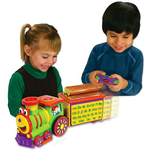 The Learning Journey Alphabet Express RC Train [並行輸入品]