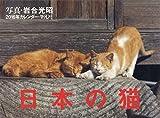 2016年カレンダー 日本の猫 ([カレンダー])の画像