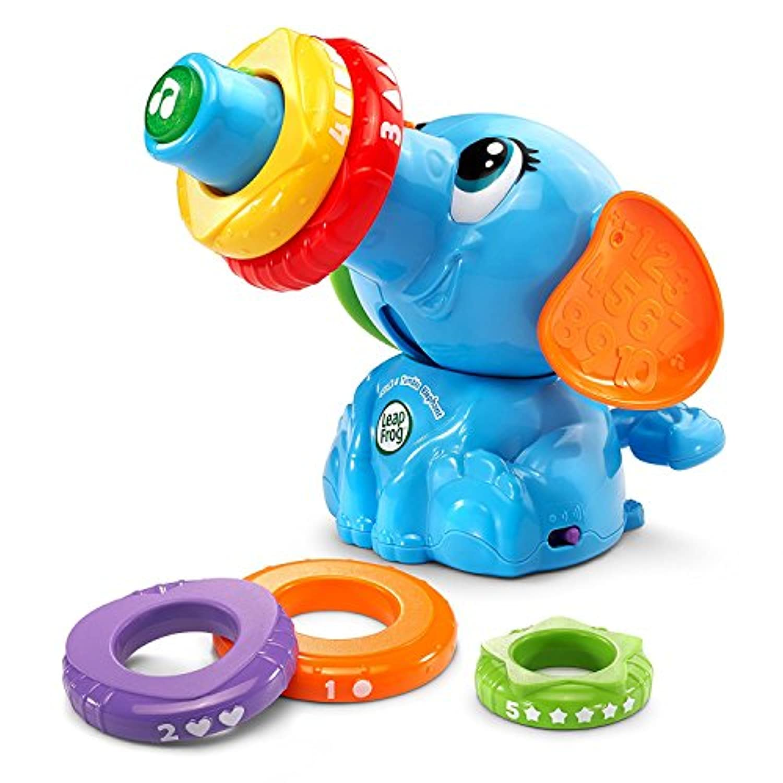 LeapFrog Stack & Tumble Elephant [並行輸入品]