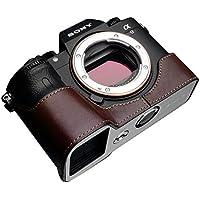 GARIZ SONY α9/α7 III /α7R III 兼用 本革カメラケース XS-CHA9BR ブラウン