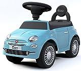 FIAT公認 足けり乗用玩具 フィアット500 FIAT玩具 ST基準適合検査合格 (ブルー)