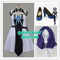コスプレ衣装+ウイッグ+靴 終わりのセラフ チェス・ベル cosplay