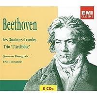 Beethoven: Les Quatuors a cordes; Trio L'Archiduc [Box Set]
