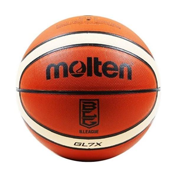 (モルテン) MOLTEN Bリーグ試合球の商品画像