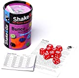[パープルカウ]The Purple Cow Shake and Go Bunco Game 5522027 [並行輸入品]