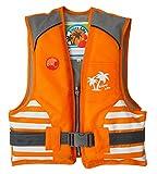 X'SELL(エクセル) NF2360 JRフローティングベスト 子ども用ライフジャケットキッズ オレンジ LL