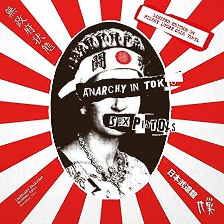 Anarchy In Tokyo (ゴールド・ヴァイナル仕様 / アナログレコード / CODA Publishing)