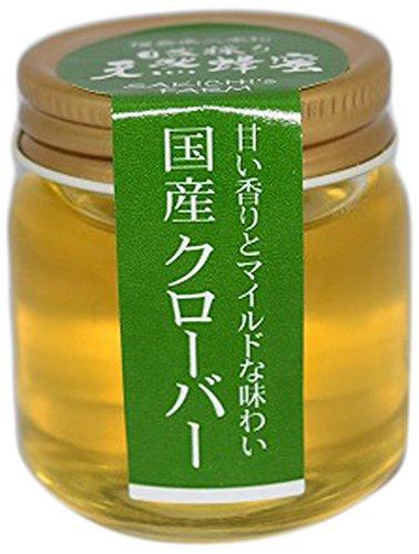 国産天然蜂蜜 50g クローバ