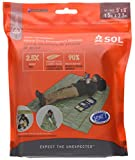 Survive Outdoors Longer Heavy Duty Emergency Blanket, 0.412 Pound by Adventure Medical