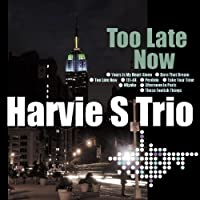 Too Late Now by Harvie S (2010-12-22)