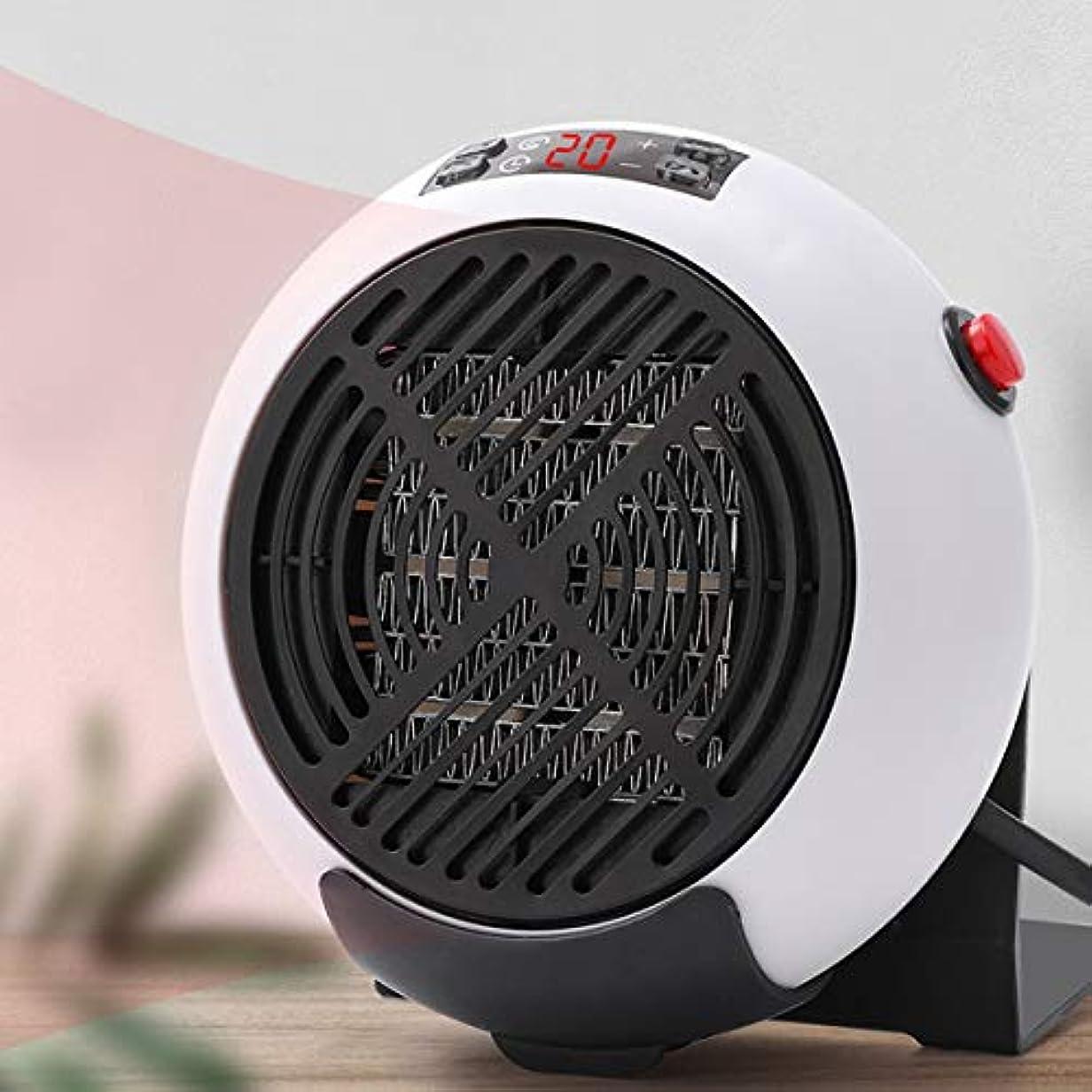 ギャザーカカドゥ環境に優しいミニヒーター セラミックヒーター 電気暖房器具 電気ファンヒーター 過熱保護 転倒保護 コンパクト 電源を入れて3秒程で温風になります 電気代が低い,110V