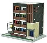 建物コレクション 建コレ 160 デザイナーズ アパート ジオラマ用品