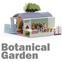 Papertoy 3d Paper House - What's Up Showtory Botanical Garden