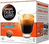 ネスカフェ ドルチェグスト専用カプセル レギュラーブレンド カフェインレス 16杯分