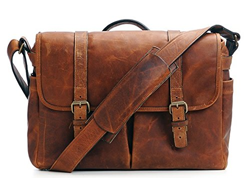 ONA カメラバッグ THE LEAHTER BRIXTON (Antique Cognac) ONA5-013LBR 国内正規品